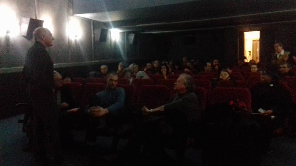 Andre Miko la Cinemateca Romana Das Kind