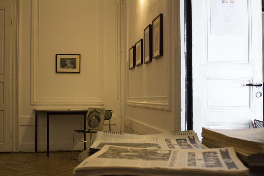 Vernisaj Institut Francais3