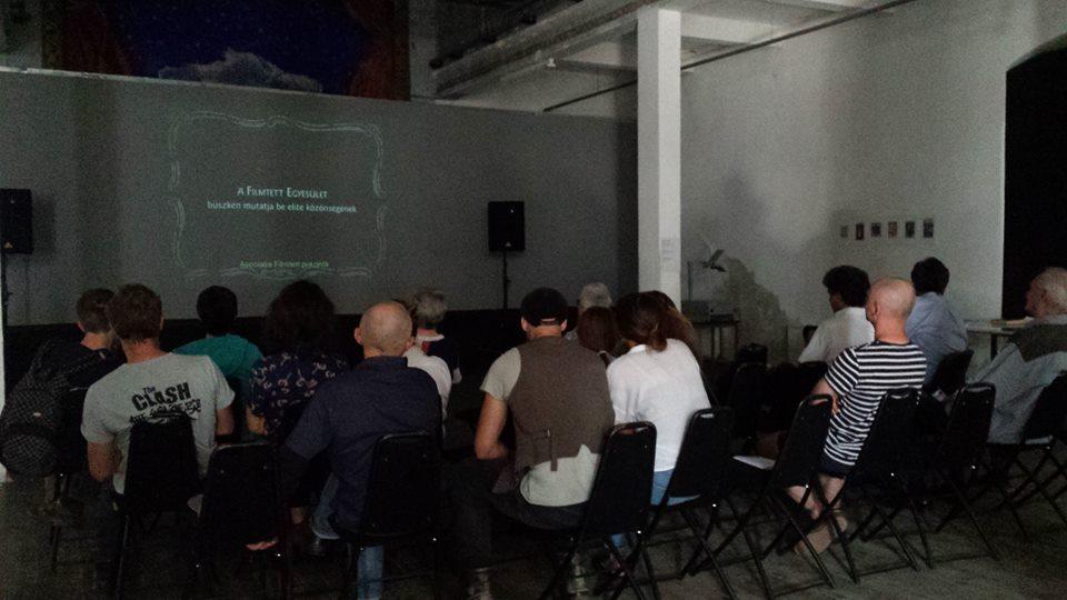 film screening Casa Tranzit