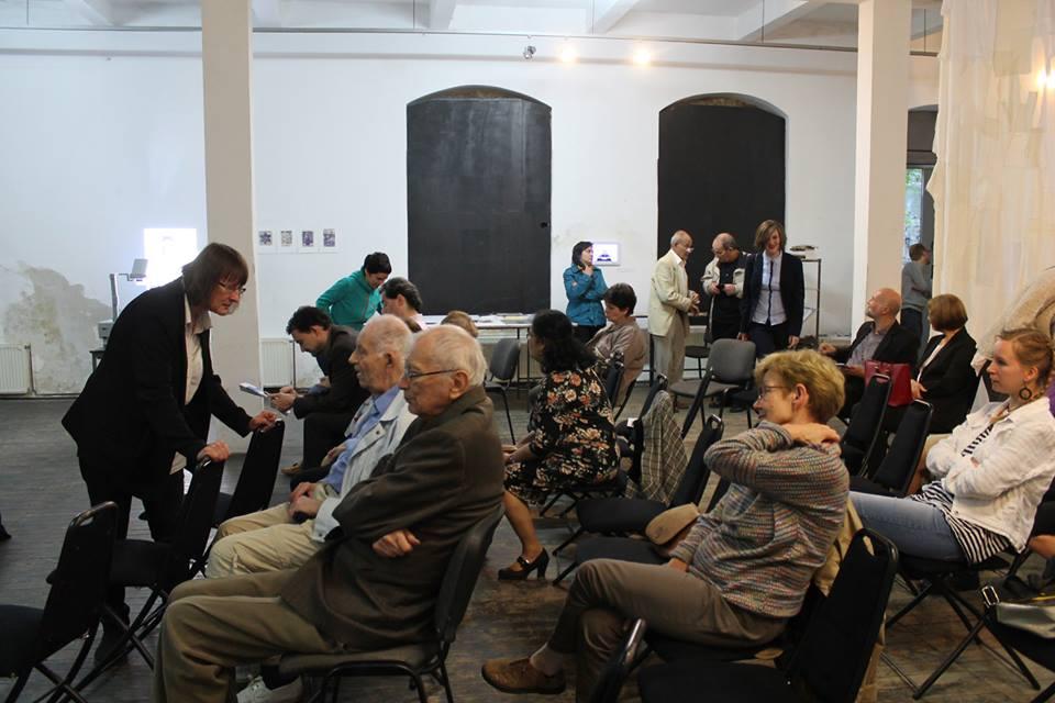 Panel Discussion Casa Tranzit