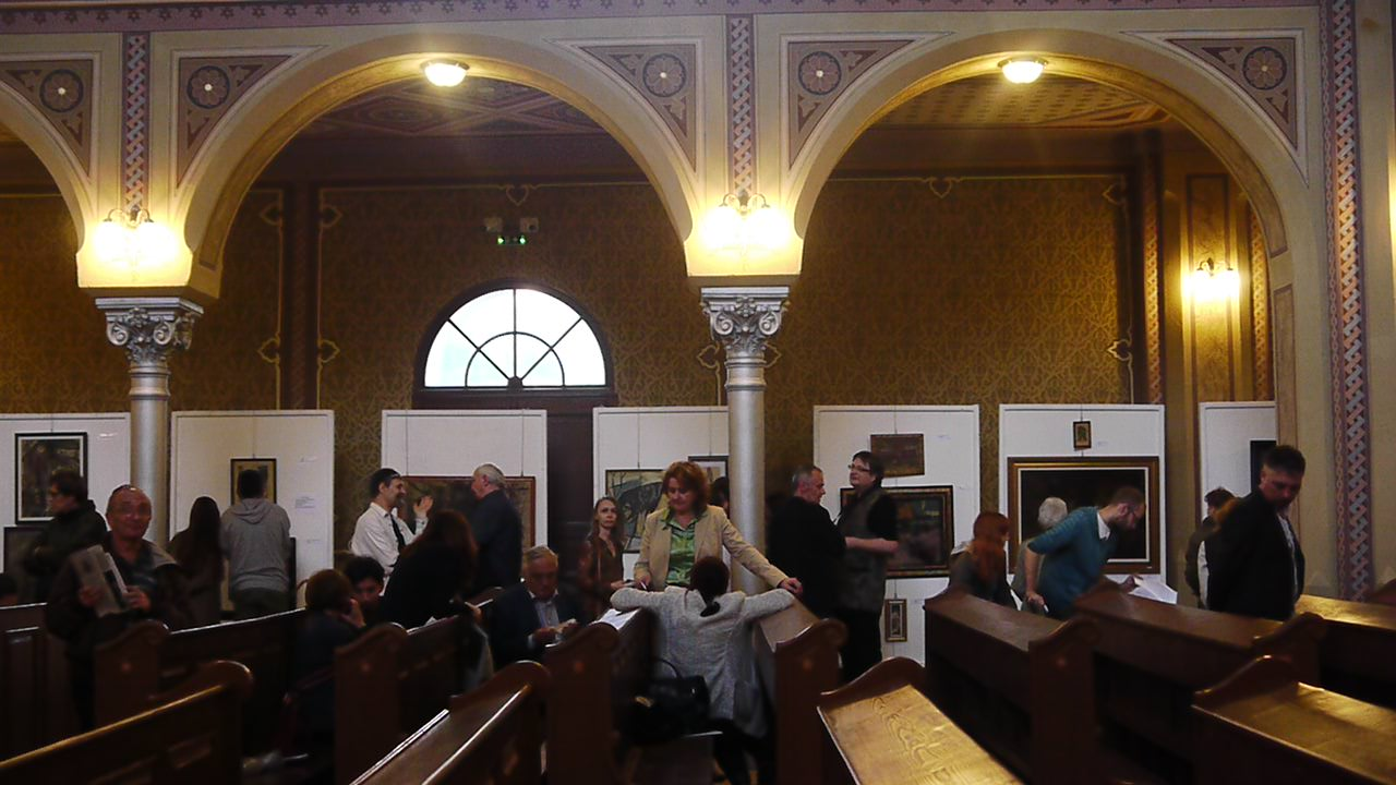 Vernisaj Sinagoga Zion3